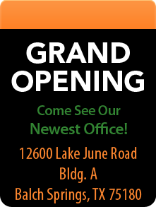 Grand Opening for Newest Office in Balch Springs