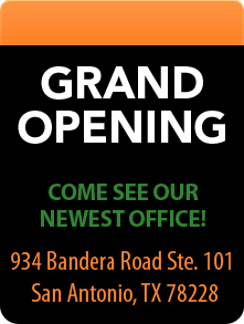 Grand Opening in San Antonio Bandera Rd