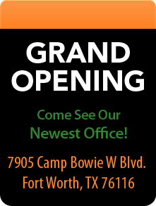 Grand Opening for Fort Worth location