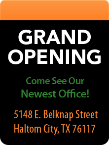Grand Opening in Haltom City